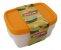 Obrázok Curver sada dóz na potraviny 3 x 1,2 l obdĺžnik 07610-729