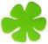 Obrázok Spirella bezpečnostná dekorácia do vane FLORIS green 1014722