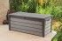 Obrázok Zahradní úložný box Brushwood, 454L, barva antracit/šedá 230418